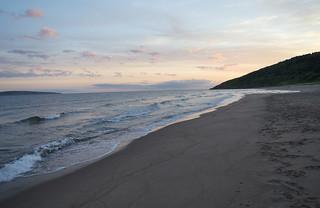 Sunrise Over MacLeod's Beach