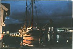 Norway Sep. 2016 SMC Pentax-M 50mm f1.4 Fuji C200 (Daniel 135) Tags: analog film ishootfilm norway fjord vintage analogue macro wide angle fisheye old lens scan fujifilm200