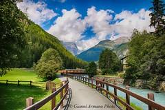 Vette bianche ad agosto #Explore# (Gianni Armano) Tags: vette bianche agosto panorama valle daosta foto gianni armano photo flickr