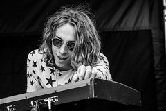 Gathering of Strangers (Indie Images) Tags: indieimagesphotography mortonstanleyfestival2017 livemusic gatheringofstrangers blackandwhite monochrome nikon redditch sunglasses shades sunnies keyboard keyboardplayer yourlivemusicphotography