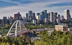 Edmonton (Matthew P Sharp) Tags: edmonton alberta canada edmontonalberta skyline cityscape 80d canoneos80d 2470