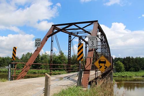 Winterbourne Bridge (Woolwich Township, Ontario)