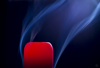 the candle with the hidden flame