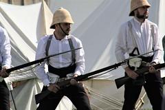 (delta23lfb) Tags: militaryodyssey livinghistory reenactor diehards victorian bayonet