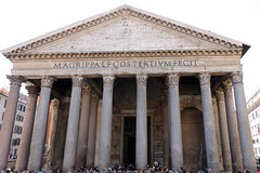 Pantheon (Rome) (Rick & Bart) Tags: pantheon rome roma italy itali europe history architecture temple rickvink rickbart canon eos70d