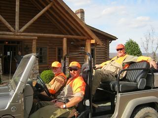 Alabama Quail Hunt - Guntersville 38