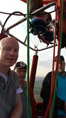 170809 - Ballonvaart Veendam naar Wedde 3