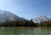 String Lake, Grand Teton National Park. (scepdoll) Tags: kayaking grandtetonnationalpark leighlake jacksonlake wyoming findyourpark laborday
