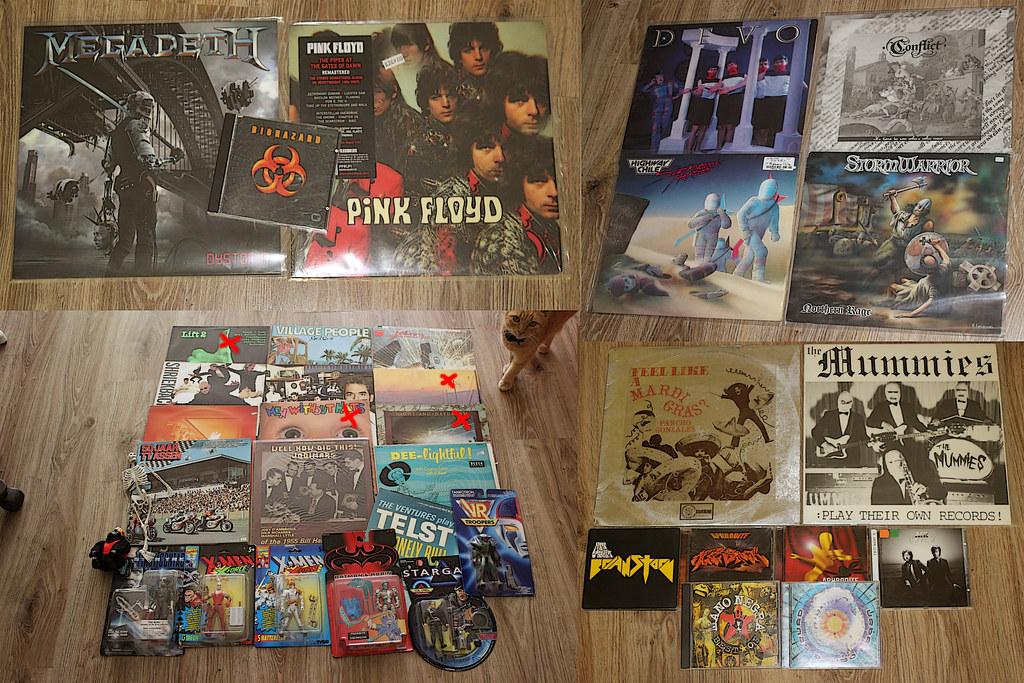 The World's Best Photos of fleamarket and vinyl - Flickr