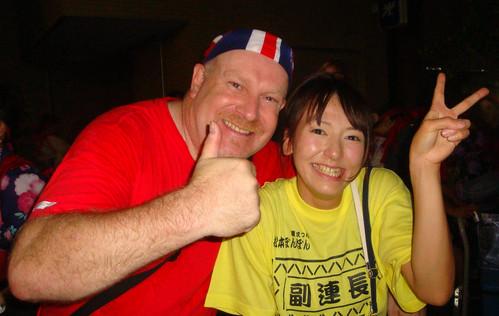 Jim & Alysa-sensei