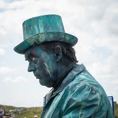 Living Statues-02 (FishOnChips) Tags: livingstatues noordwijk
