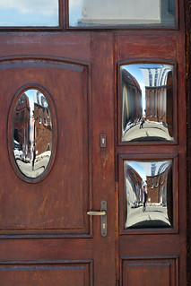 Through mirrors