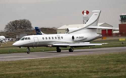 M-DASO Dassault Falcon50 CVT