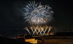 Fire work (mhlgmt) Tags: firework fireworks light lightning italy night makeawish fallingstars