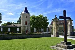 France 2017 - Château Latour Martillac - Pessac-Léognan (philippebeenne) Tags: france bordeaux pessacléognan grandcruclassé vins wine graves chateau