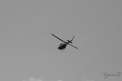 DSC_0481 (rafaelgonzalez17) Tags: independencia independenceday helicoptero helicopter bw postedin100clubonly7faves