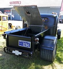 1937 Chevrolet (bballchico) Tags: 1937 chevrolet smallcab pickuptruck hotrod billetproof carshow pauldobrovolosky