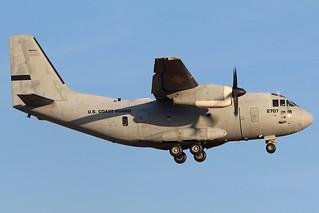 USCG C-27J 2707