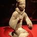 Female Musician Figurine from Xuzhou Jiangsu China Western Han period 206 BCE - 9 CE Earthenware
