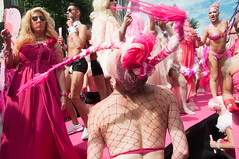2017_Aug_Pride-2969 (jonhaywooduk) Tags: lady galore this is how we drag amsterdam pride 2017 canal boat transvestie