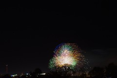 Bonfire hard (alexwinger) Tags: celebration colors colour fireworks city late bonfire d5200 5200 night nikon