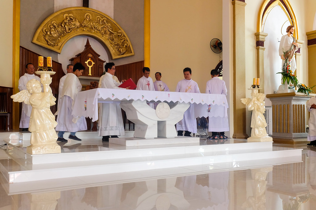 Thánh lễ tạ ơn khánh thành nhà thờ Hòa Cường – Giáo phận Đà Nẵng - Ảnh minh hoạ 40
