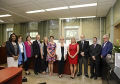 _MG_8145 Premier Kathleen Wynne visited Lawrence Park High School. (Ontario Liberal Caucus) Tags: school highschool colle hunter education students eglingtonlawrence toronto
