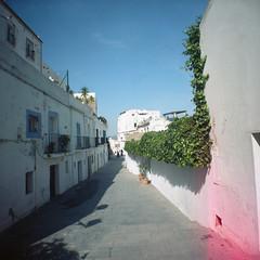 Ibiza 55.3 (motagirl2) Tags: ibiza eivissa balearicislands spain sea mediterranean mediterraneansea lomography filmphotography analogphotography filmisnotdead ishootfilm istillshootfilm buyfilmnotmegapixels kodak kodakportra portra mediumformat 120mm wideangle superwideangle