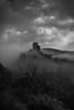 bring me to life (stocks photography.) Tags: michaelmarsh photographer corfecastle castle fog foggy photography bringmetolife bw blackandwhite black white monochrome