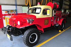 Lawrenceville Fire Company Brush 23 (Triborough) Tags: nj newjersey mercercounty lawrencetownship lawrenceville lfc lawrencevillefirecompany firetruck fireengine engine pumper brushtruck brush brush23 dodge powerwagon