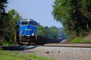 Conrail 8098 - NS 741