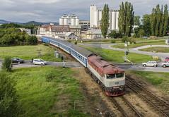 749.107-9 Jičín 2.9.2017 by David Knap - Sp 1936 (Turnov - Praha Vršovice)  VIDEO: www.youtube.com/watch?v=q5M7QxncSis