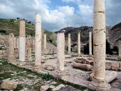 Pella (Tabaqat Fahl) (D-Stanley) Tags: pella tabaqatfahl jordan byzantines fahl umayyad