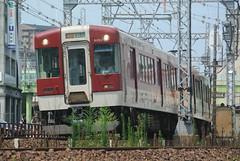 tsu2114 (tanayan) Tags: train railway nikon mie japan 三重 日本 tsu kintetsu 津 近鉄 express j1 5200