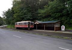 Groudle Glen (DarloRich2009) Tags: manxelectricrailway mer tram electrictram tramway wintersaloon 20 tram20 no20 groudleglenstation groudleglenrailwaystation groudleglen groudle glen station