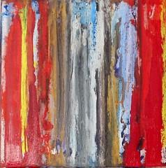 Mein Fenster.  2 (Peter Wachtmeister) Tags: artinformel modernart artbrut minimalart abstract acrylicpaint surrealismus surrealism illustrationen popart hanspeterwachtmeister