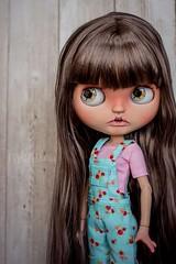 FA - Betsy (OOAK Blythe doll)