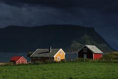 (DoctorMP) Tags: norwegia norway norge moreogromsdal altlantic ocean alesund godoya architecture houses island