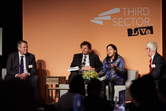 Tania de Jong AM Speaking at the Third Sector Conference
