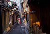 Geisha in Gion (Jared Beaney) Tags: travelphotography travel asia canon6d canon japan japanese japanesephotography japanphotography pontocho gion geisha