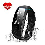 Runme Fitness Tracker Watch with Heart Rate Monitor, IP67 Water Resistant Activity Tracker with Sleep Monitor, Bluetooth Pedometer Bracelet Wristband with Call/SMS Remind for iOS Android Smartphone (trolleytrends) Tags: activity android bluetooth bracelet callsms fitness heart ip67 monitor pedometer rate remind resistant runme sleep smartphone tracker watch water with wristband