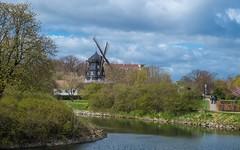 Malmö (04) (Vlado Ferenčić) Tags: malmö sweden cloudy clouds vladoferencic vladimirferencic citiestowns cities cityscape park windmill nikond600 nikkor357028 švedska europe ngc