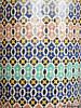 Fancy zellig (Shahrazad26) Tags: zellig zellij mozaiek marokko morocco maroc essaouira