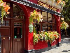 London  2017 (michaelbeyer_hh) Tags: london pub crownanchor penf street