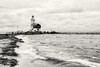 Paard van Marken - TKF (Ton Kuyper Fotografie) Tags: nederland thenetherlands vuurtoren paardvanmarken lighthouse lucht sky water boot boat ijsselmeer marken