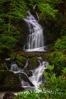 Mouse Creek Falls - North Carolina