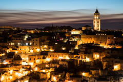 Sassi di Matera (nat4app) Tags: matera italy travel adventure exploration history stones rocks basilicata photography photoofday photo photograph photographer nikon nikonphotographer longexposure clouds sky sunset love beautiful landscape architecture awesome lucania colours colors silk