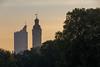 Good Morning, Leipzig! (ako_law) Tags: 6d 70200mm canon canonef70200mmf28lisiiusm canoneos6d dawn ef70200mmf28lisiiusm eos6d freistaatsachsen johannapark leipzig neuesrathaus sachsen saxony sonnenaufgang sunrise unihochhaus uniriese deutschland de