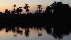 Tagesanbruch am Nil (michaelschneider17) Tags: ägypten reisen nil natur