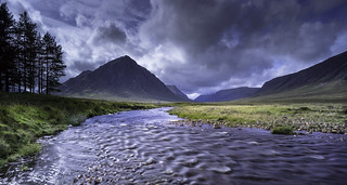 The River Etive
